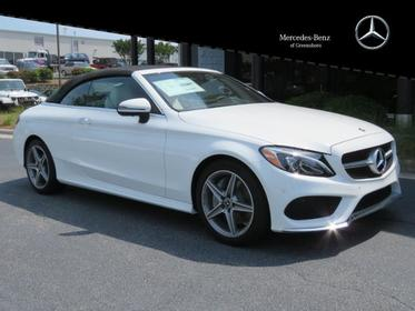 2018 Mercedes-Benz C-Class C 300 Convertible Greensboro NC