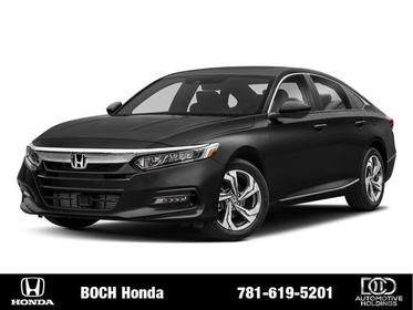 2018 Honda Accord EX-L CVT Norwood MA