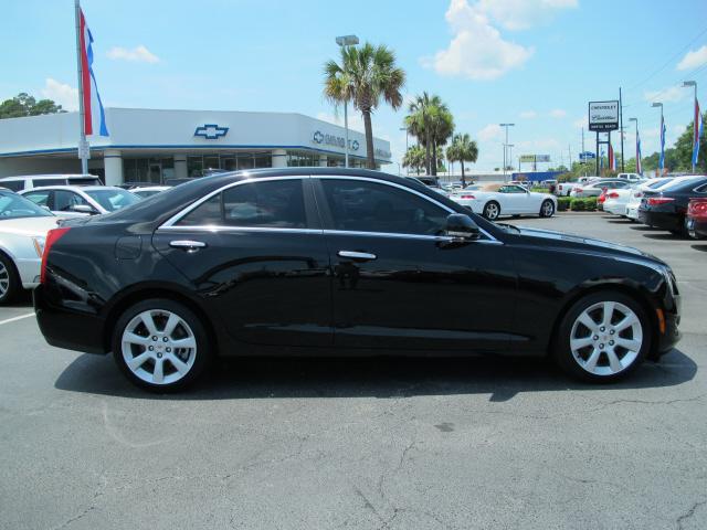 2015 Cadillac ATS 2.5L LUXURY 2.5L Luxury 4dr Sedan Mooresville NC