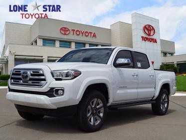 2018 Toyota Tacoma LIMITED Short Bed Lewisville TX