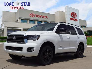 2018 Toyota Sequoia TRD SPORT SUV Lewisville TX