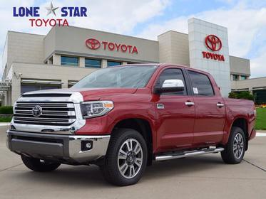 2018 Toyota Tundra 4WD 1794 EDITION Short Bed Lewisville TX