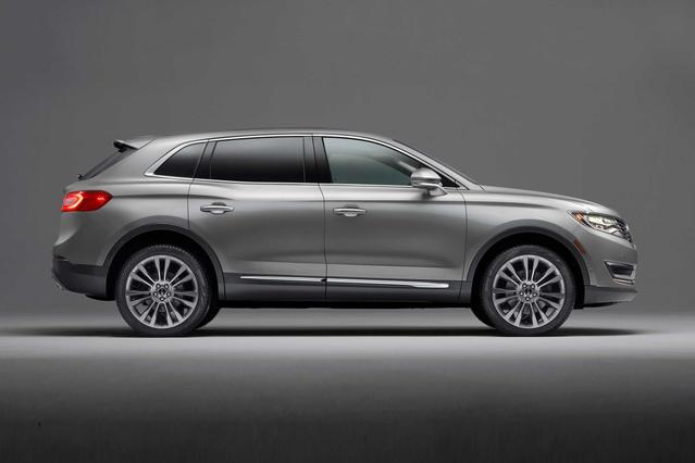 Pre Owned Lincoln Mkx In Wilmington Nc Ic45535