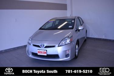 2011 Toyota Prius II Hatchback North Attleboro MA