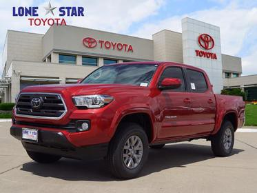 2018 Toyota Tacoma SR5 Short Bed Lewisville TX