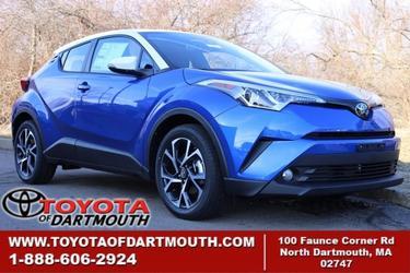 2018 Toyota C-HR XLE PREMIUM North Dartmouth MA