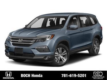 2018 Honda Pilot EX W/HONDA SENSING AWD Norwood MA