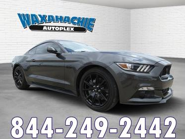 2017 Ford Mustang GT PREMIUM 2dr Car Fort Worth TX