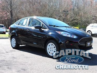 2018 Ford Fiesta S 4D Sedan  NC
