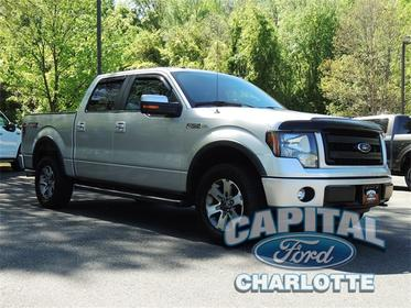2013 Ford F-150 FX4 4D SuperCrew