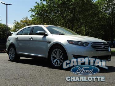 2017 Ford Taurus LIMITED 4D Sedan Charlotte NC