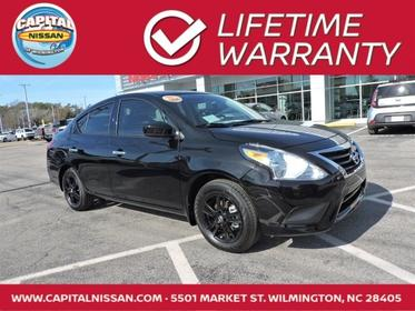 2018 Nissan Versa Sedan SV 4dr Car Wilmington NC