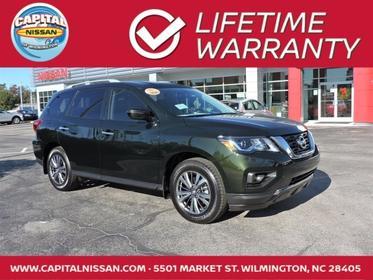 2018 Nissan Pathfinder SV Sport Utility Wilmington NC