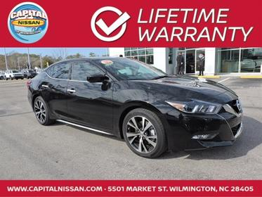 2018 Nissan Maxima S 4dr Car Wilmington NC