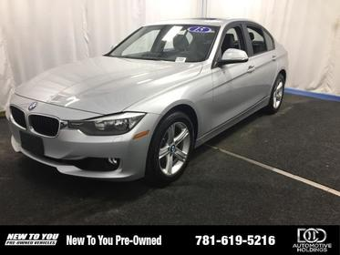 2015 BMW 3 Series 4DR SDN 328I XDRIVE AWD SULEV Norwood MA