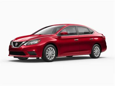 2017 Nissan Sentra SV 4dr Car Wilmington NC