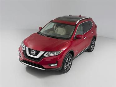 2018 Nissan Rogue SV HYBRID Sport Utility Wilmington NC