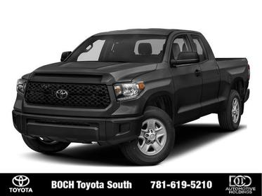 2018 Toyota Tundra 4WD SR5 DOUBLE CAB 6.5' BED 5.7L Crew Cab Pickup Norwood MA