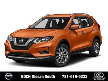 2018 Nissan Rogue SV Sport Utility North Attleboro MA