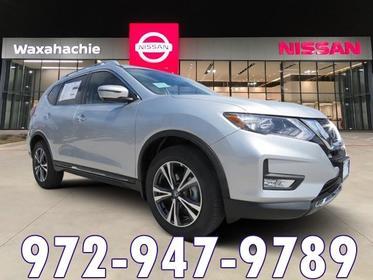 2018 Nissan Rogue SL Sport Utility Waxahachie TX