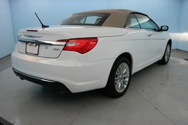 2014 Chrysler 200 LIMITED Convertible Apex NC
