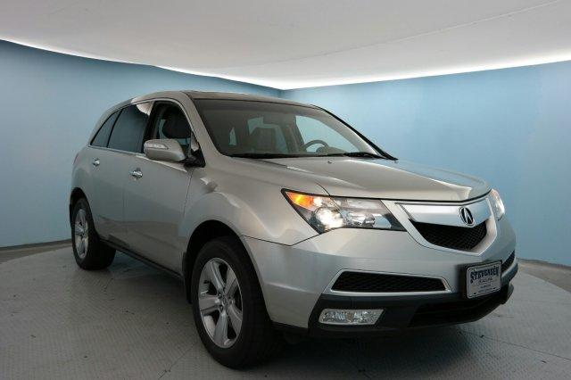 2010 Acura MDX AWD 4DR Sport Utility Slide 0