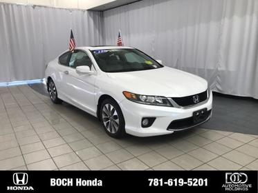 2015 Honda Accord 2DR I4 CVT EX Norwood MA