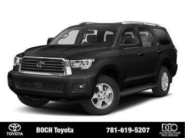 2018 Toyota Sequoia LIMITED 4WD Norwood MA