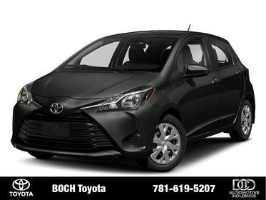 2018 Toyota Yaris 5-DOOR LE AUTO North Attleboro MA