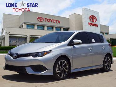 2018 Toyota Corolla iM CVT (NATL) Hatchback Lewisville TX