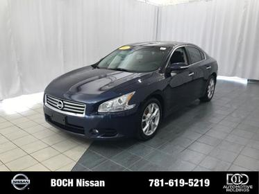 2014 Nissan Maxima 4DR SDN 3.5 SV Norwood MA