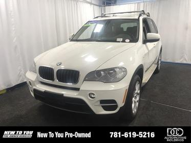 2013 BMW X5 AWD 4DR XDRIVE35I PREMIUM Norwood MA