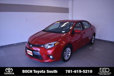 2015 Toyota Corolla LE PLUS 4dr Car