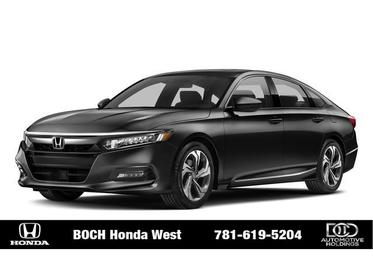 2018 Honda Accord EX CVT Westford MA