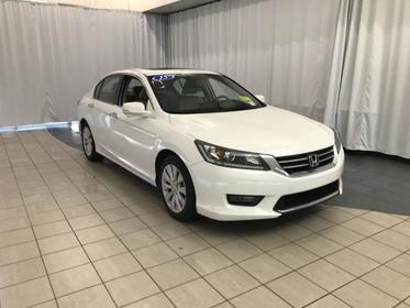 2015 Honda Accord 4DR I4 CVT EX-L PZEV Norwood MA