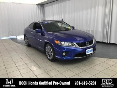 2015 Honda Accord 2DR V6 AUTO EX-L Norwood MA