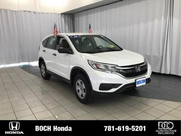 2016 Honda CR-V AWD 5DR LX Norwood MA