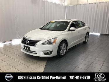 2015 Nissan Altima 2.5 SL 4dr Car Norwood MA