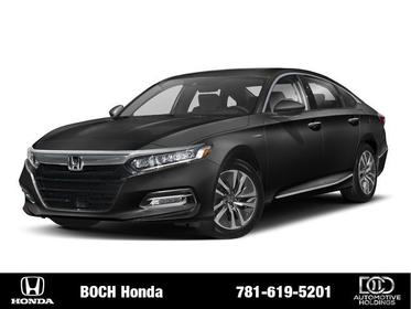 2018 Honda Accord Hybrid TOURING SEDAN Westford MA