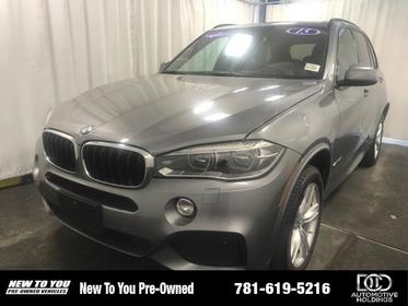 2015 BMW X5 AWD 4DR XDRIVE35D Norwood MA