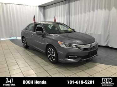 2016 Honda Accord 4DR V6 AUTO EX-L Norwood MA