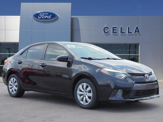 Toyota Of New Bern >> Pre Owned Toyota Corolla In New Bern Nc P5689a