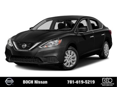 2018 Nissan Sentra S 4dr Car Norwood MA