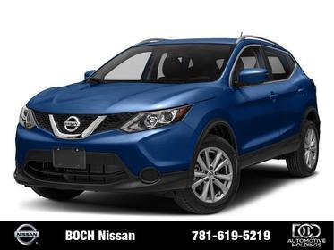 2018 Nissan Rogue Sport S Sport Utility