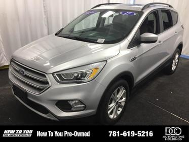 2017 Ford Escape SE 4WD Norwood MA