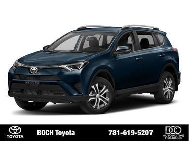 2018 Toyota RAV4 LE AWD Norwood MA