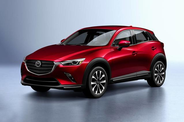 2019 Mazda Mazda CX-3 GRAND TOURING Sport Utility Slide 0