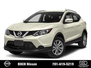 2018 Nissan Rogue Sport SV Sport Utility Norwood MA