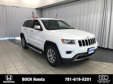 2014 Jeep Grand Cherokee 4WD 4DR LIMITED Norwood MA