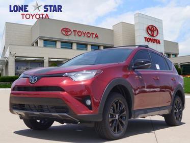 2018 Toyota RAV4 ADVENTURE SUV Lewisville TX